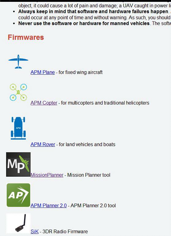 刷固件的注意啦- APM飞控/Pixhawk飞控- 开源飞控讨论